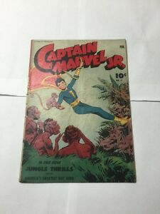 Captain-Marvel-Jr-27-4-0-Very-Good-Vg-See-Pictures
