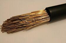 100x 1.6 x 445mm SIFSILCOPPER 968 weld wire rod C9 TIG silicon bronze CuSi3Mn1