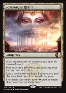 MTG Conspiracy 2 Take the Crown ALL Cards! Complete Set  NM-MINT