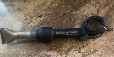 Steinel Hg 2000e Electronic Control Plastic Welder Hot Air Heat Gun