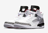 Air Jordan Spizike 315371 122 White Cement