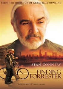 FINDING FORRESTER Sealed New DVD Sean Connery
