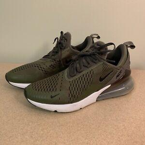 Details about Nike Air Max 270 Medium OliveBlack Size Men's 10