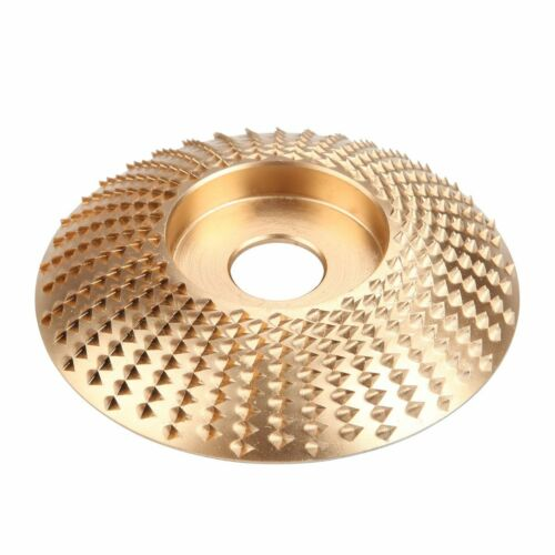 Carving Shaping Disc Carbide Wood Sanding For Angle Grinder//Grinding Wheel Tool