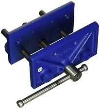 IRWIN Woodworker's Vise 6 1/2 Ensure Frm Grip Protect Under Bench Mount Durable