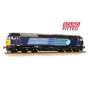 Bachmann 32-754ASF OO Gauge Class 57/0 57009 DRS Compass Original Sound Fitted
