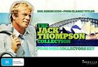The Jack Thompson Collection (DVD, 2015, 4-Disc Set)