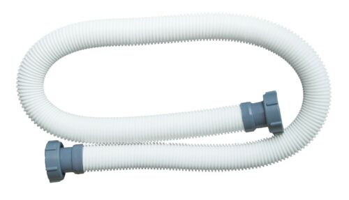 "FILTER PUMP 1.5/"" REPLACEMENT HOSE /& NUT ONLY XLONG BESTWAY SWIMMING POOL 2500"