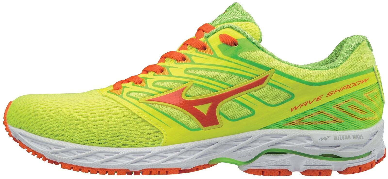 7e354f069 Wave Shadow Running shoes - Yellow Mizuno Mens nodgfp3486-Athletic ...