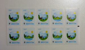 2015-SWEDEN-DENMARK-JOINT-ISSUE-10-STAMP-BOOKLET-MINT-STAMPS