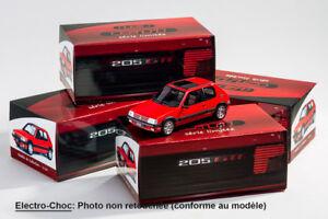 Peugeot-205-GTI-1-9-rouge-phase-2-1-18-EC330-Electro-choc