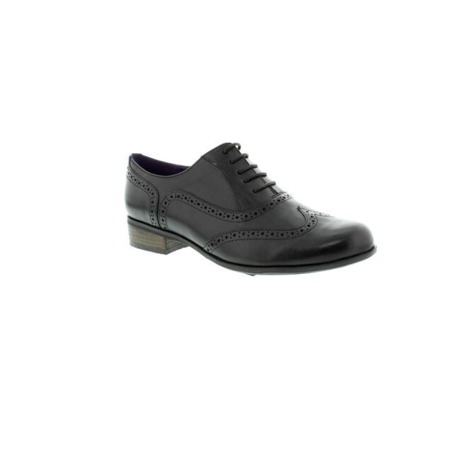 997d800db22 Clarks Hamble Oak - Black Leather Womens Shoes 6 UK 5051039035216 ...