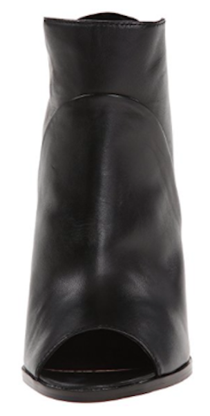 Report Signature Detail Blare Open Toe Zip Detail Signature Ankle Boot - NEW 139 - Größe 8.5 209e1f