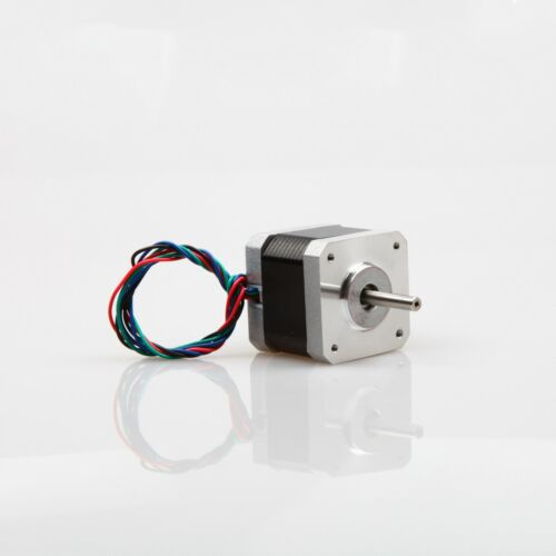 Free Ship 5PC Nema17 Stepper Motor 60 oz.in 2.4A 0.9 degree 48mm 3D printer