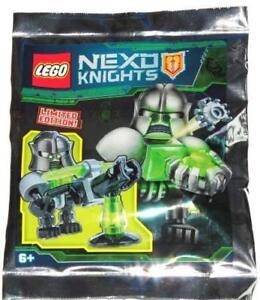 LEGO Limited Edition Foil Polybags Ninjago Nexo Wars Batman Promo Sets NEW