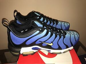 2012 Nike Tn Air Max Plus Ultra Tn Nike Tuned 1 Hyper Azul Gamuza Negro 071d41