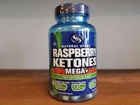 Natural Sport Raspberry Ketones Mega+ 90 Capsules