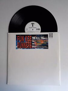 LP-4-gt-Disco-Vinile-12-039-039-Fun-Kee-Runners-The-real-Tribute-TRN-60010