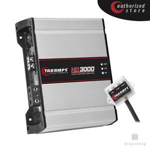 Taramps-HD-3000-1-Ohm-Amplifier-HD3000-3K-Watts-Taramp-039-s-Amp-3-Day-Delivery