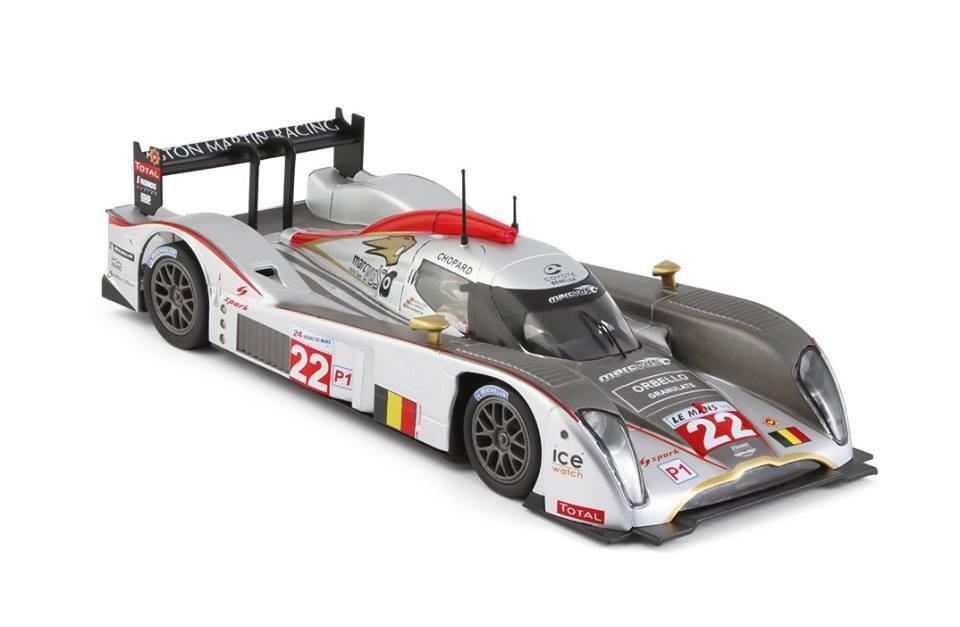 SLOT.IT SICA 31B Lola Aston Martin DBR1-2 - Le Mans 2011-NEW & BOXED