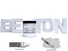 Beton Effekt- Paste Effektfarbe 19,9€/L Struktur Farbe Kreativ Betonpaste Zement