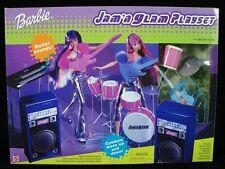 Barbie Jam 'N Glam Playset Drums and Guitars etc