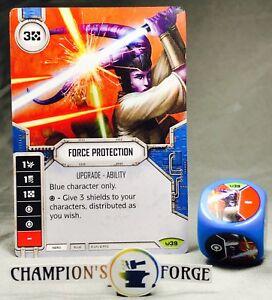 Die Star Wars Destiny Awakenings RARE m//nm V INFANTRY GRENADES Card