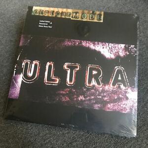 Depeche Mode Ultra Mute STUMM 148 Import DMLP9 LC05834 Remastered 180 Gram Vinyl