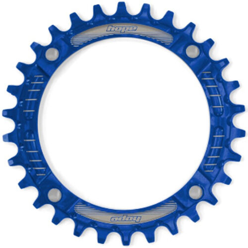 Many Colors and Sizes Brand New Hope Retainer Ring Chainring 104 PCD
