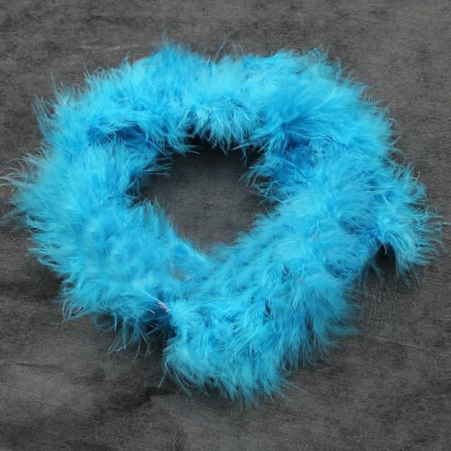 2M Feather Boa Strip Fluffy Costume Hen Night Dressup Wedding Fancy Party Gr GN