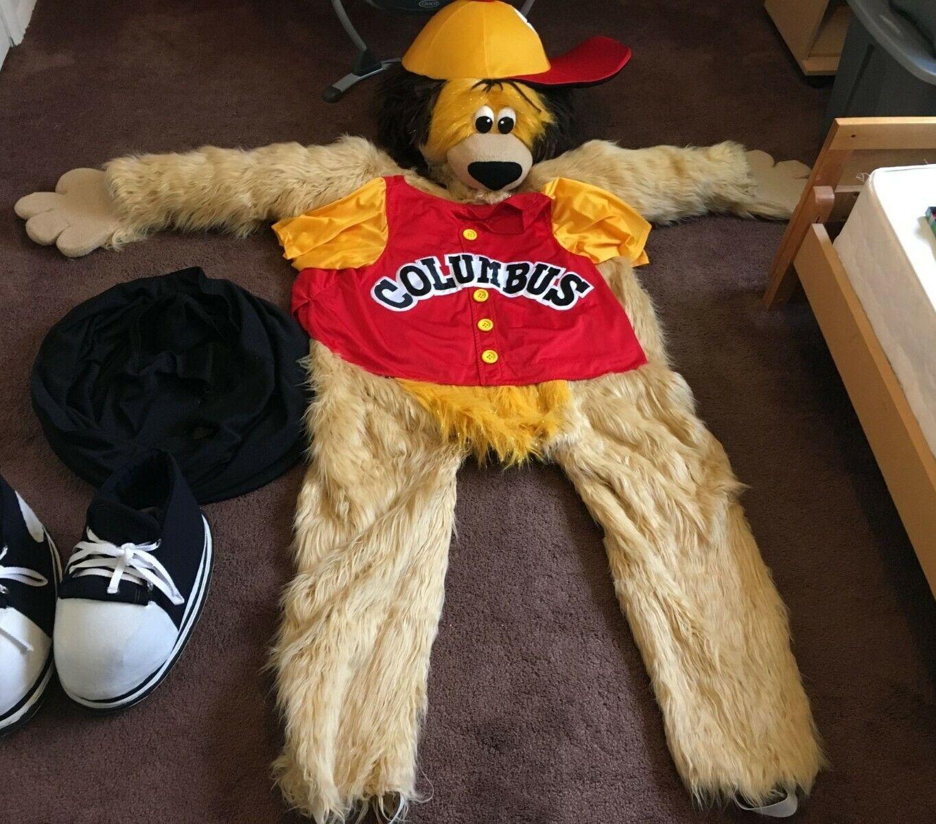 Professional Mascot Costume Suit / Fursuit- Sports Business Prop YouTube TikTok