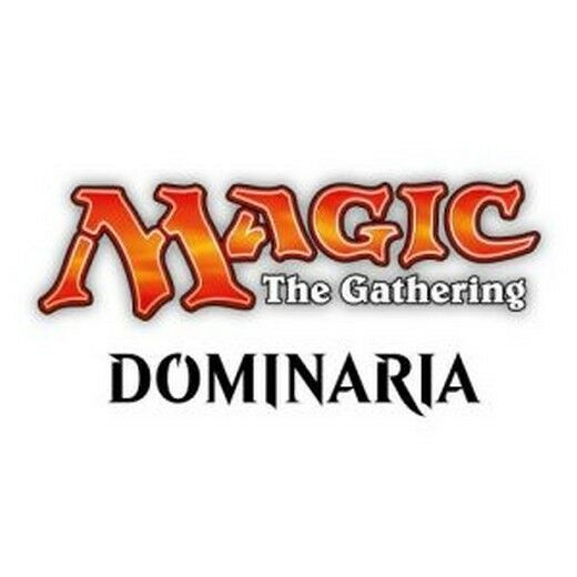 Dominaria Complete Set - Complete Series MTG MAGIC DOM Italian