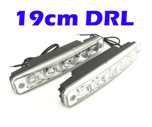 19cm DRL LED Lights Lighting Lamp Part Fits Nissan Kubistar Primastar