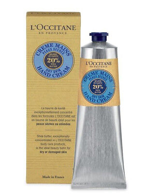 L'Occitane Moisturizing Rose Hand Cream Enriched with Shea Butter, 2.6 oz