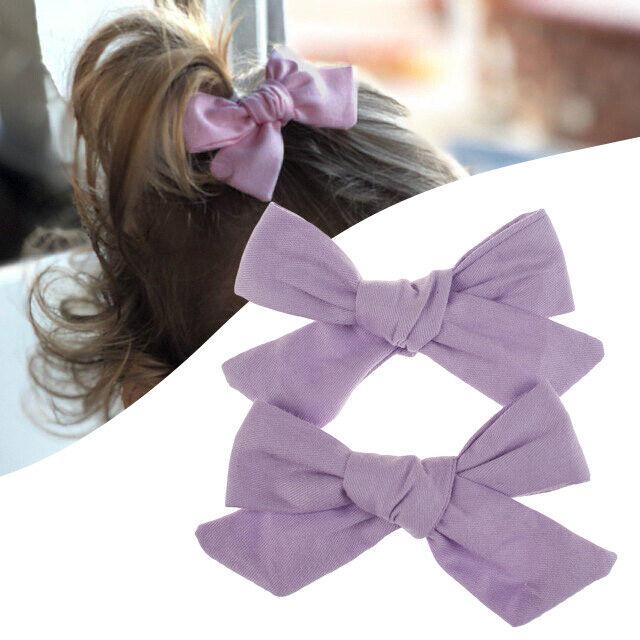 set kinder mädchen stirnband haarband baby baumwolle bowknot haarschmucWG 3pcs