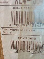 NEW MARIANA DE LA NOCHE DVD Telenovela FACTORY SEALED * Televisa Novela 2003