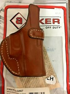 Aker-Spring-Special-Executive-IWB-holster-for-Glock-26-27-TAN-Left-Hand