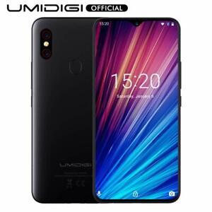 UMIDIGI F1 Play Android 9.0 Smartphone 6.3'' 6GB 64GB Telefono Cellulare Nero