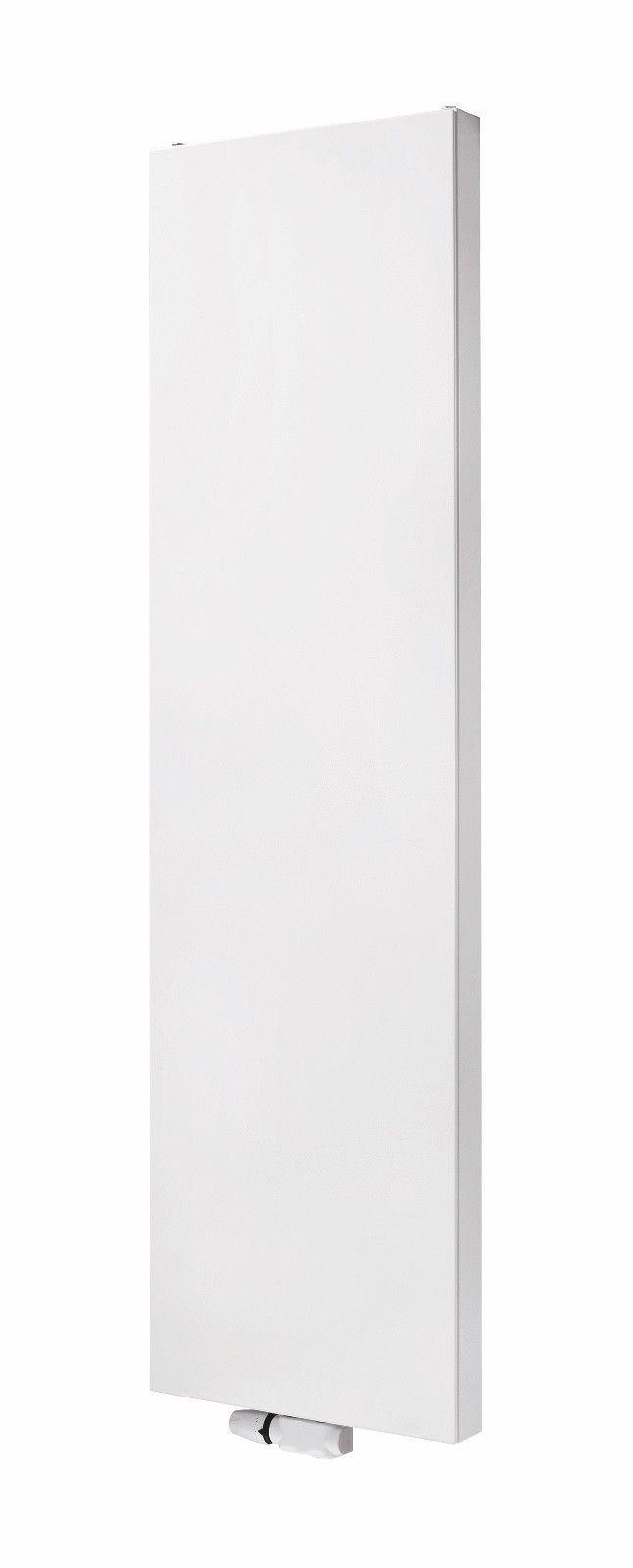 Doppellagig Heizung Vertikal PLAN / Heizkörper Mittelanschluss Mittelanschluss Mittelanschluss Glatt Designer 5fde5f