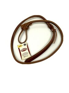 Weaver Over and Under Horse Whip Harness Leather Western Tack Made USA NEW