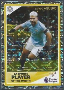 Nº 96 Manchester City Panini tabloide Premier League 2019-Bernardo Silva
