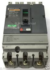 MERLIN GERIN NS100 NA 3 POLE PHASE MAIN INCOMER SWITCH DISCONNECTOR MCCB 100 AMP