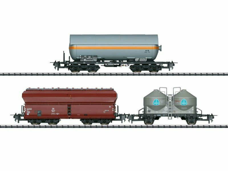 Trix 31152 coches-set transporte de mercancías DB Express h0