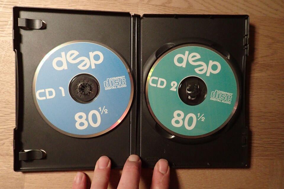 Deep Dance: Mix, techno