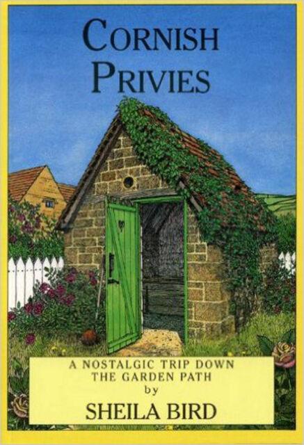 Cornish Privies, New, Bird, Sheila Book
