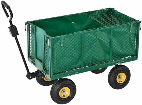 Bollerwagen Gartenwagen Handwagen Strandwagen Gerätewagen bis 550Kg Neu