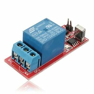 1-Channel-Infrared-Switch-Relay-Driving-Module-Board-12V-Remote-Controller