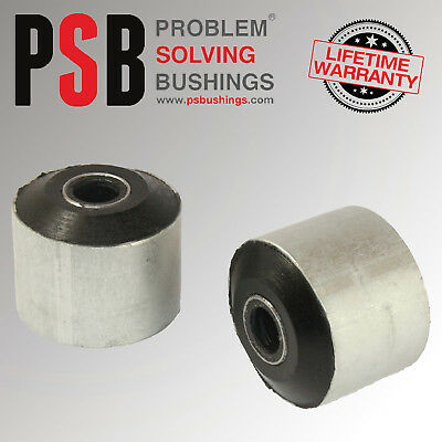 2 x Nissan X-Trail T30 Front Lower Arm Rear Poly Polyurethane Bushings 2001-2006