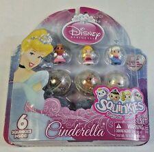 Disney Princess Cinderella Blip 6 Squinkies Surprize inside New