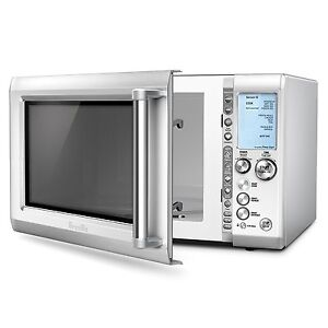 Image Is Loading Breville Bmo734xl 1 2 Cu Ft Mid Size